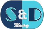S&D Moving Logo
